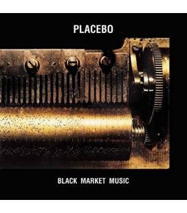 Black Market Music (Black Vinyl)-1 LP