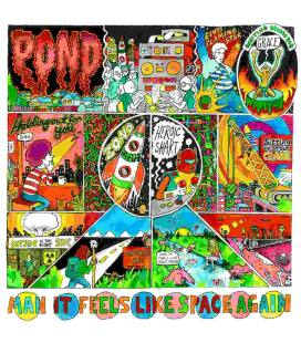 Man It Feels Like Space Again -1 LP