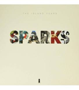 The Island Years-5 LP