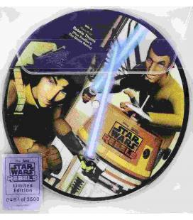 Kevin Kiner, Star War Rebels Theme-1 LP SINGLE