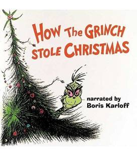 How The Grinch Stole Christmas-1 LP