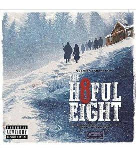 The Hateful Eight / Morricone-2 LP
