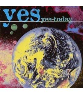 Yes-Today-2 CD