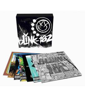 Blink-182 (Box)-7 LP