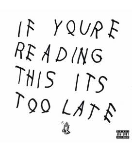 If You'Re Reading This It'S Too Later
