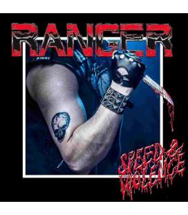 Speed & Violence -1 LP