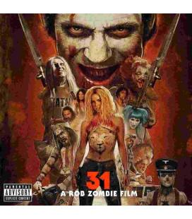 31 - A Rob Zombie Film (Omps)-1 LP