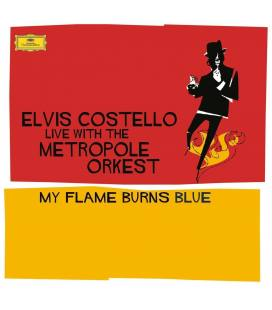 Costello My Flame Burns-2 LP