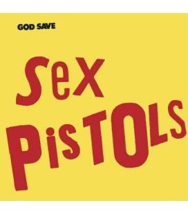 God Save Sex Pistols-1 LP