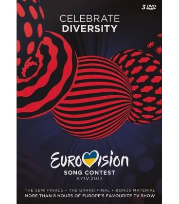 The Eurovision Song Contest 2017-1 LP