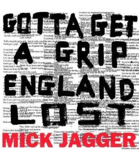 Gotta Getta Grip / England Lost-1 LP SINGLE