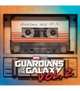 Guardians Of The Galaxy Vol. 2: Awesome Mix Vol. 2 (Deluxe)-2 LP