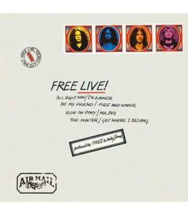 Free Live!-1 LP