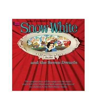 Snow White And The Seven Dwarfs-1 LP