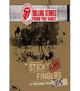 Sticky Fingers - Live At The Fonda 2015-1 DVD+3 LP