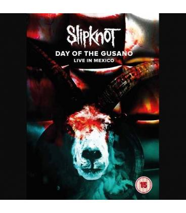Day Of The Gusano: Live In Mexico -1 DVD