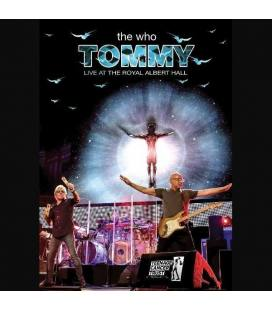 Tommy Live At The Royal Albert Hall -1 DVD