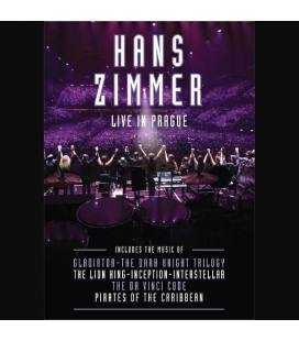 Live In Prague-1 DVD
