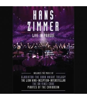 Live In Prague-1 DVD