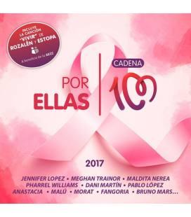 Por Ellas 2017 (Cadena 100)-2 CD