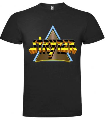 Stryper Logo Camiseta Manga Corta