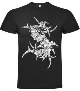 Sepultura Logo Camiseta Manga Corta