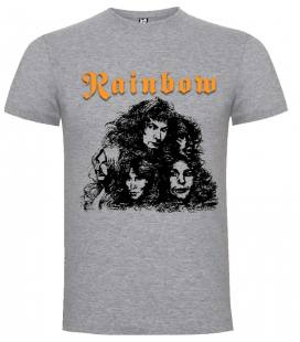 Rainbow Band Camiseta Manga Corta