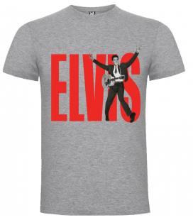 Elvis Presley - Elvis Camiseta Manga Corta