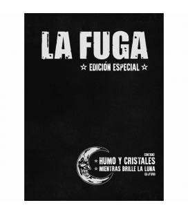 Humo Y Cristal+Mientras Brille La Luna (3 CD+DVD)-3 CD+DVD