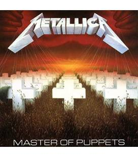Master Of Puppets Remastered 2016 (Deluxe Boxset / CD1)