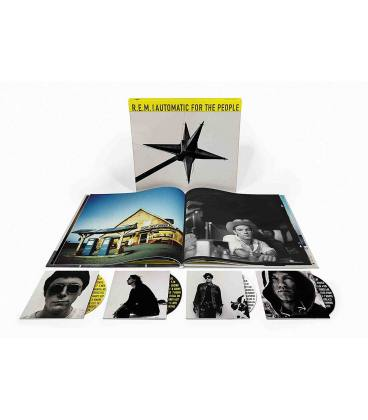 Automatic For The People (25º Aniversario)-BOX SET