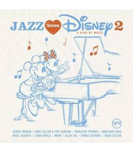 Jazz Loves Disney 2 - A Kind Of Magic (1 CD)