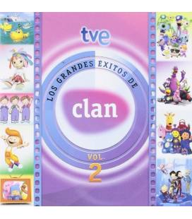 Los Grandes Exitos De Clan TV. Vol.2-1 CD