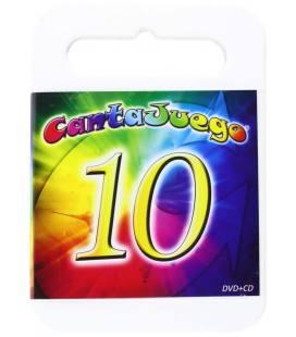 Cantajuego, Vol. 10 (DVD+CD)