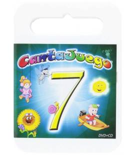 Cantajuego, Vol. 7 (DVD+CD Reedicion)
