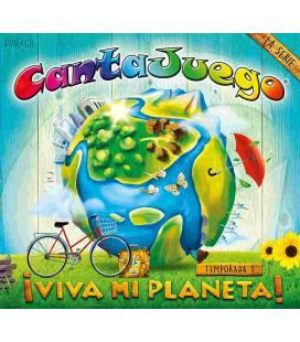 ¡Viva Mi Planeta!-1 CD+1 DVD
