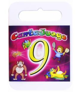 Cantajuego Vol. 9-1 CD+1 DVD