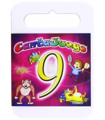 Cantajuego Vol. 9-1 CD+1 DVD