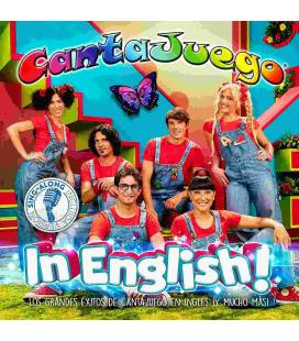 Cantajuego - In English! (DVD+CD)