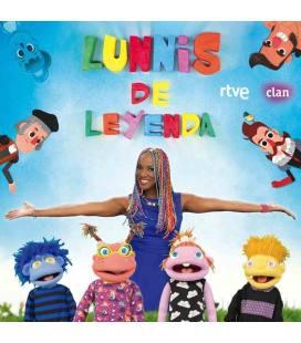 Lunnis De Leyenda-1 CD+1 DVD