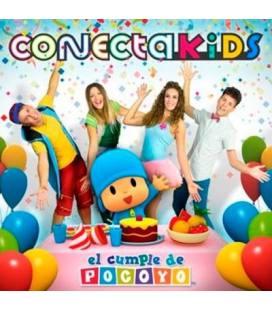 El Cumple De Pocoyo-1 CD+1 DVD