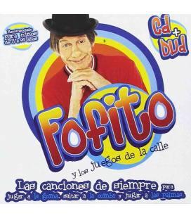 Los Juegos De La Calle-1 CD+1 DVD