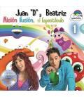 Misión Ilusion, El Espectáculo-1 CD+1 DVD
