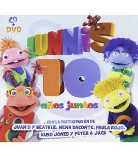 Los Lunnis 10º Aniversario-1 CD+1 DVD