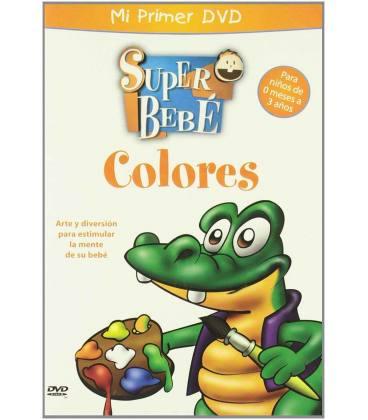 Super Bebe Colores-1 DVD