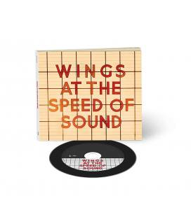 Wings At The Speed Of Sound-1 CD
