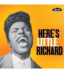 Here's Little Richard (Deluxe Edition)-1 CD