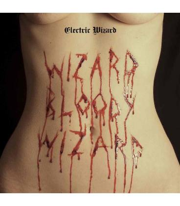 Wizard Bloody Wizard-1 CD