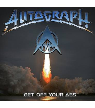 Get Off Your Ass-1 CD