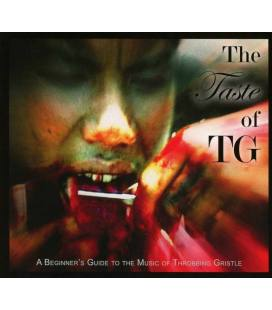 The Taste Of Tg (A Beginner'S Guide To The Music Of Throbbing Gristle)-1 CD